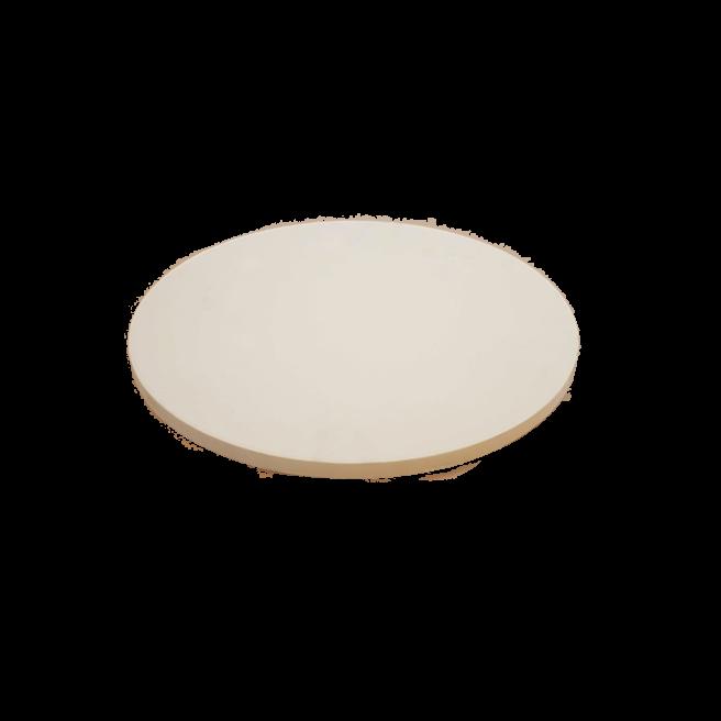 Keramische steen voor pizza
