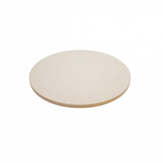 Pedra cerâmica para pizza