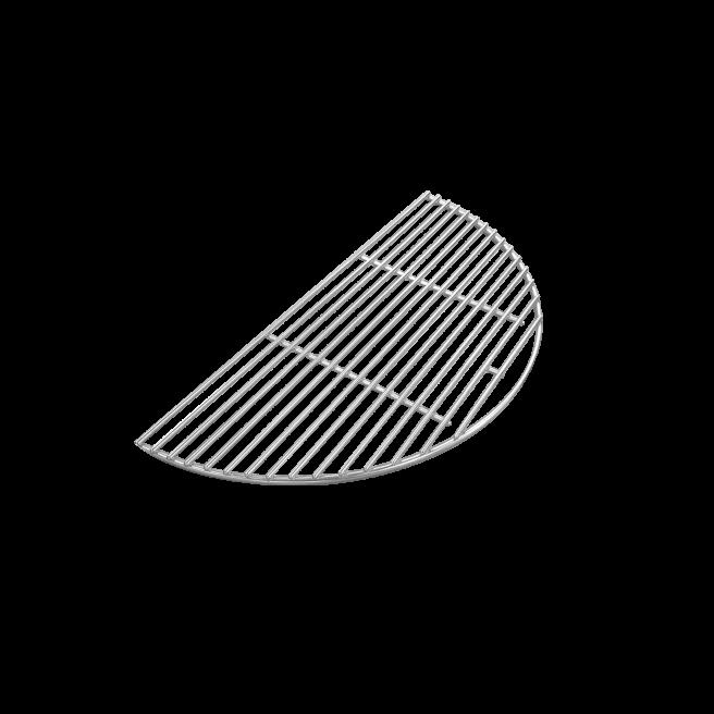 Half stainless steel cooking grid