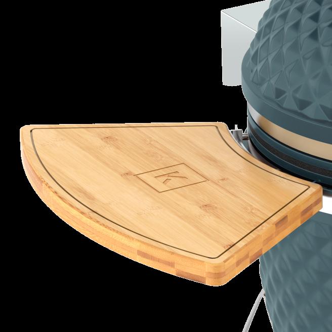 Holztablett für den Kokko