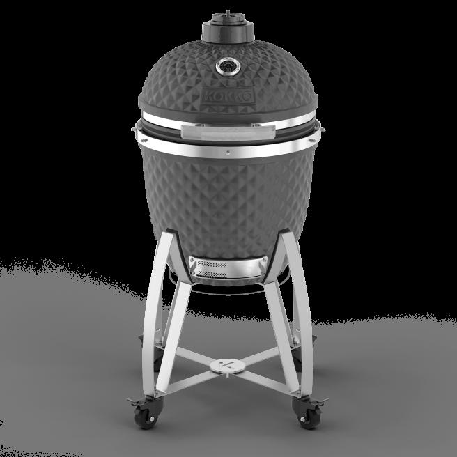 Roestvrijstalen trolley voor Kokko