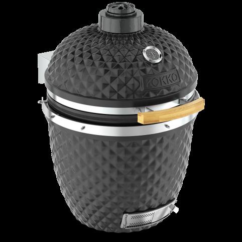 Kokko - Kamado barbecue a carbone di legna per esterni in ceramica