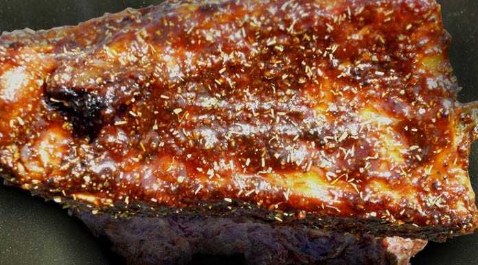 Pork Ribs 5 spices