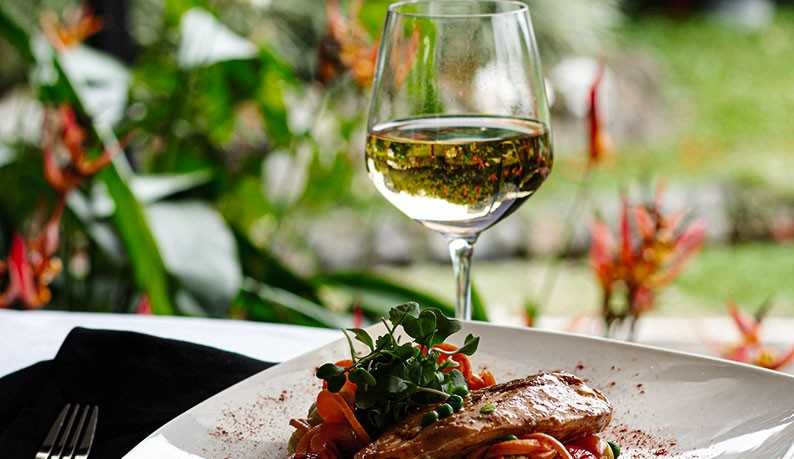Food and wine pairings for BBQ cooking