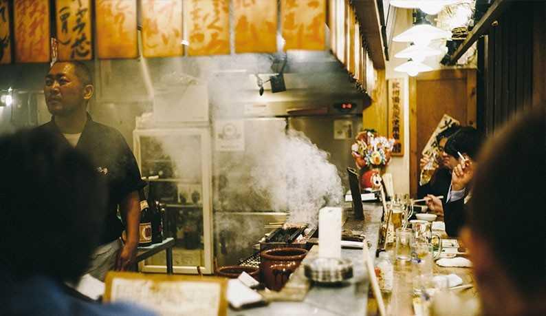 Le Yakiniku, barbecue à la Japonaise